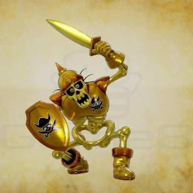 黄金兵の画像