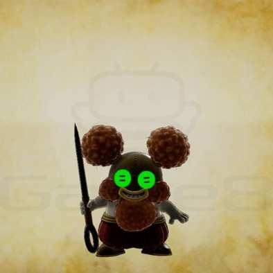 かれくさネズミ・邪の画像