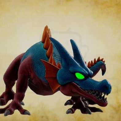 キースドラゴン・邪の画像