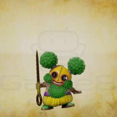 グリーンモッキーの画像
