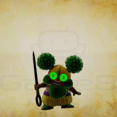 グリーンモッキー・邪の画像