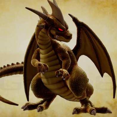 グレイトドラゴン・強の画像