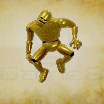 ゴールデンパペットの画像