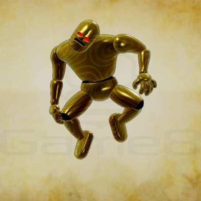 ゴールデンパペット・強の画像
