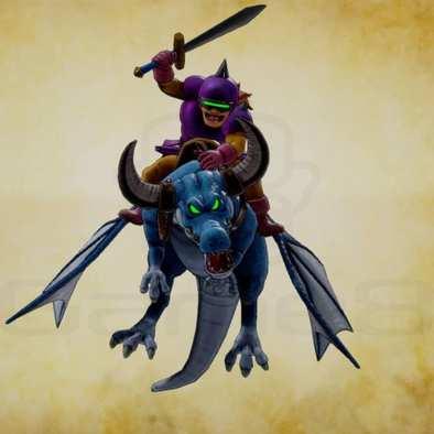 ドラゴンライダー・邪の画像