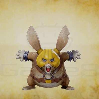 ぬすっとウサギの画像