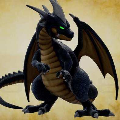 ブラックドラゴン・邪の画像