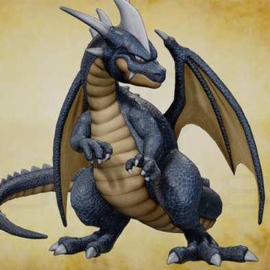 ブラックドラゴンの画像