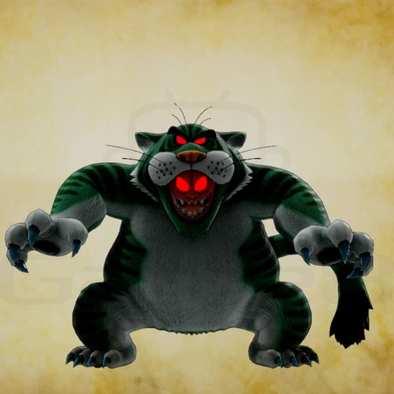 ベンガル・強の画像