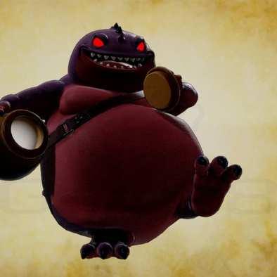 ボボンガー・強の画像