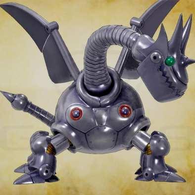 メタルドラゴンの画像