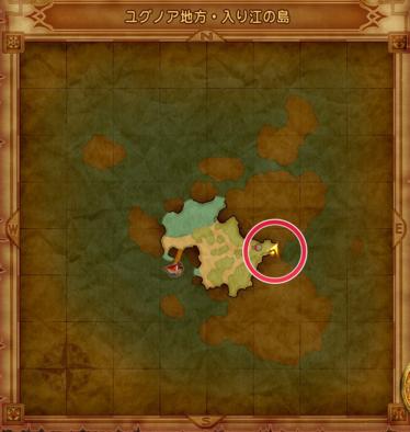 ユグノア地方・入江の島のマトの画像