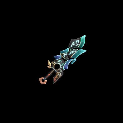 思念結晶の双剣の画像