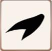 燕尾の羽のアイコン
