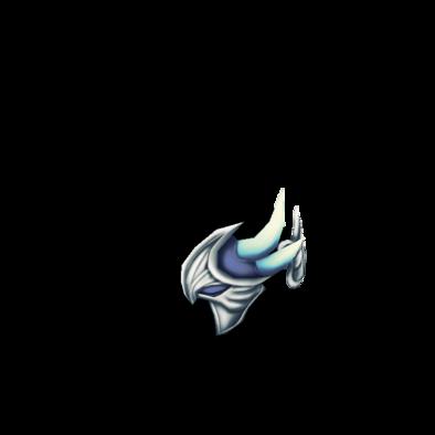 大鷲のマスクの画像