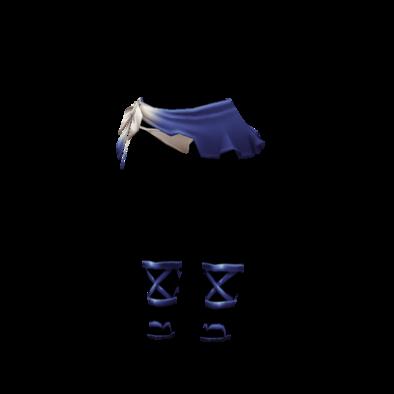 対灼熱魔法防御足飾の画像