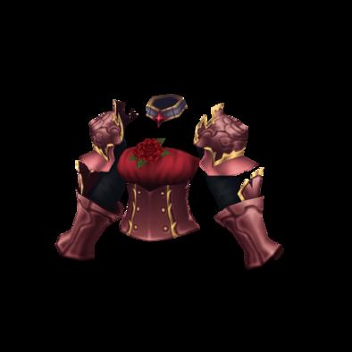 紅蓮の鎧の画像