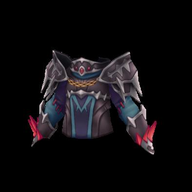 死神の鎧のメンズ画像