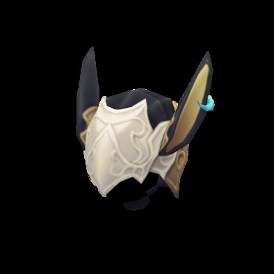 月兎の鉄仮面の画像