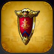 英雄王の盾の画像
