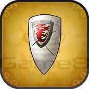 戦士の盾の画像