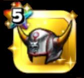 大魔王の兜・銀