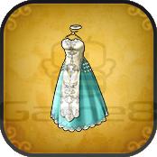 聖女のドレス