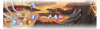 七色の宝石
