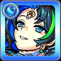 水と豊穣の女神 サラスヴァティのアイコン