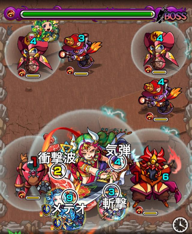 ヤクシニーボス攻略2