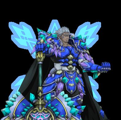 極凍剣聖バルトリアス