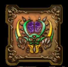 オルゴデミーラの紋章・頭