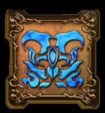 水の精霊の紋章・盾