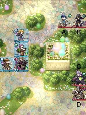 縛鎖第3迷宮:ステージ4のマップ画像