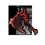火蝙蝠のバルディッシュの画像