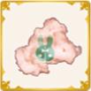 立ち耳の綿の画像