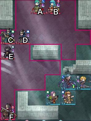 絆英雄戦マップインファナル