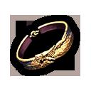 黄金の腕輪の画像