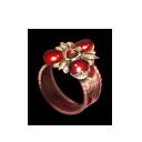 邪血の指輪の画像
