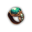 妖星の指輪の画像