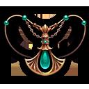 妖星の首飾りの画像