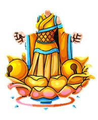 双鈴の法衣の画像