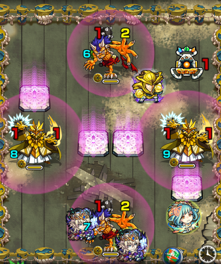 イザナギ零のステージ2攻略