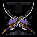 アニマルの双剣・黒の画像