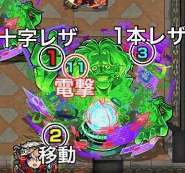 覇者の塔28階ボスの攻撃パターン