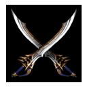 ルークソード(双剣)のアイコン