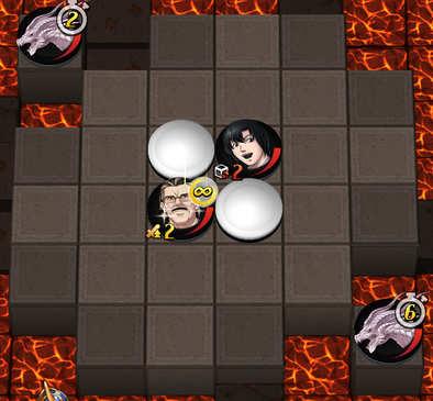 決戦メロ&シドウ:ステージ1の画像