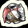 騎士団の鎧の画像