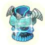 氷の鎧の画像