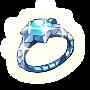 甲羅のリングの画像